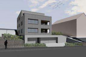 Wohnhaus Ägeristrasse